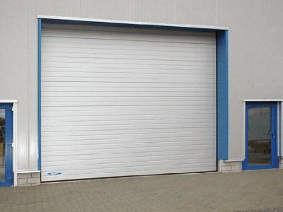 Les portes sectionnelles